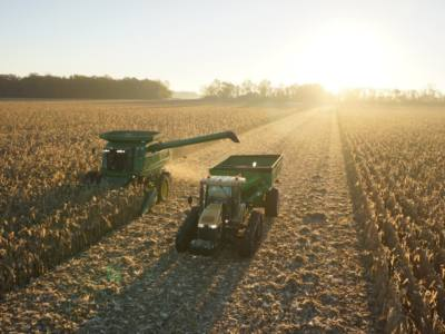Managing Corn Residue in Corn Production