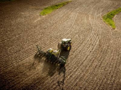 Soybean Seeding Rate - Past, Present, and VRS Future
