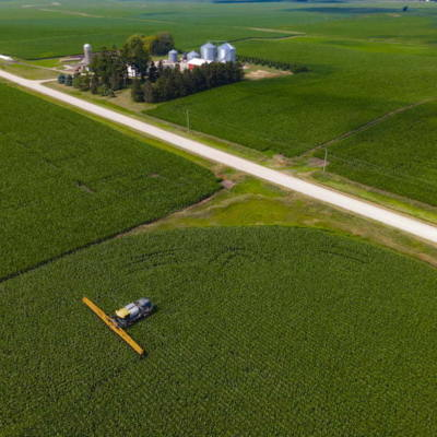 Rescue Nitrogen Applications to Corn