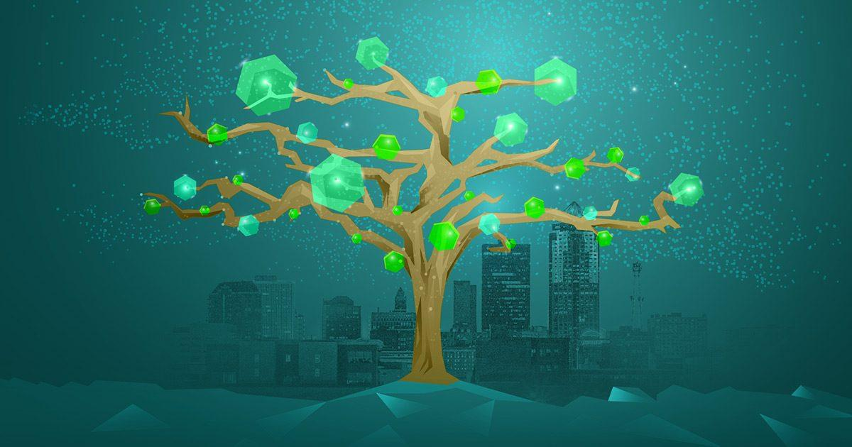 Tree of networking