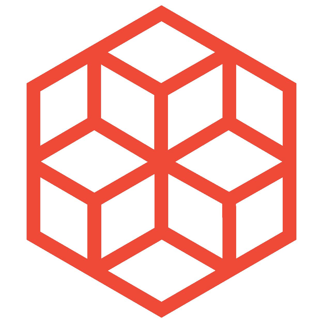 Des Moines Hashie Award Gold Hexagon