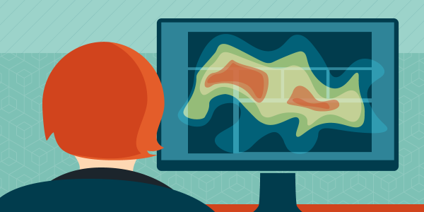 How to harness the power of heat maps to improve your users' experience