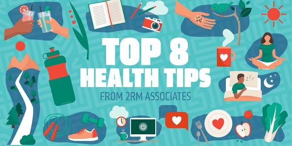Beyond Employer Wellness Programs: Top Eight Stay-Healthy Tips