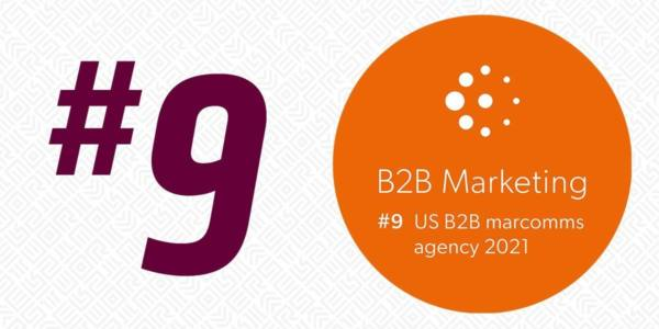 Two Rivers Marketing Ranks Among Top B2B Agencies in the US
