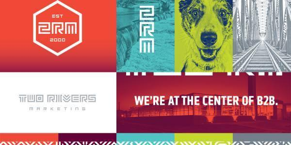 Owning the 2: introducing a brand refresh for Two Rivers Marketing