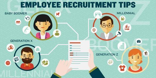 How to recruit workers at different career stages