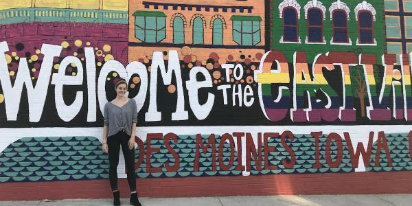 A marketing internship worth coming home for