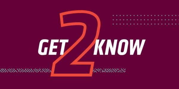 Get 2 Know: Patrick Baker