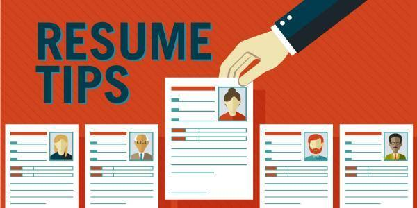 Resume writing tips for landing that marketing agency job