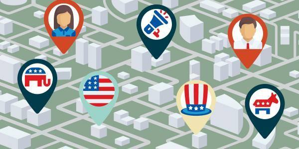 Presidential candidates in Des Moines' East Village, and how to avoid them