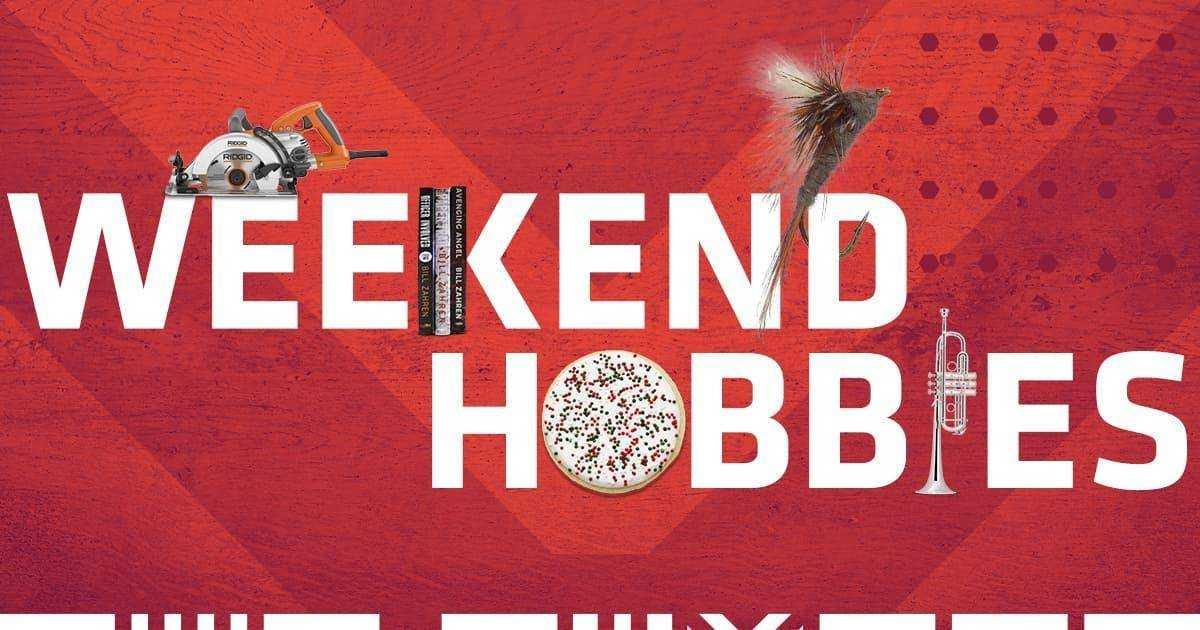 weekend hobbies