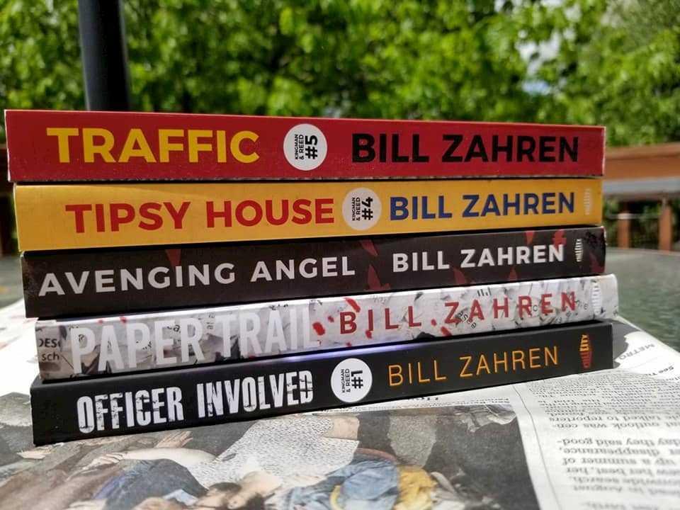 books by Bill Zahren