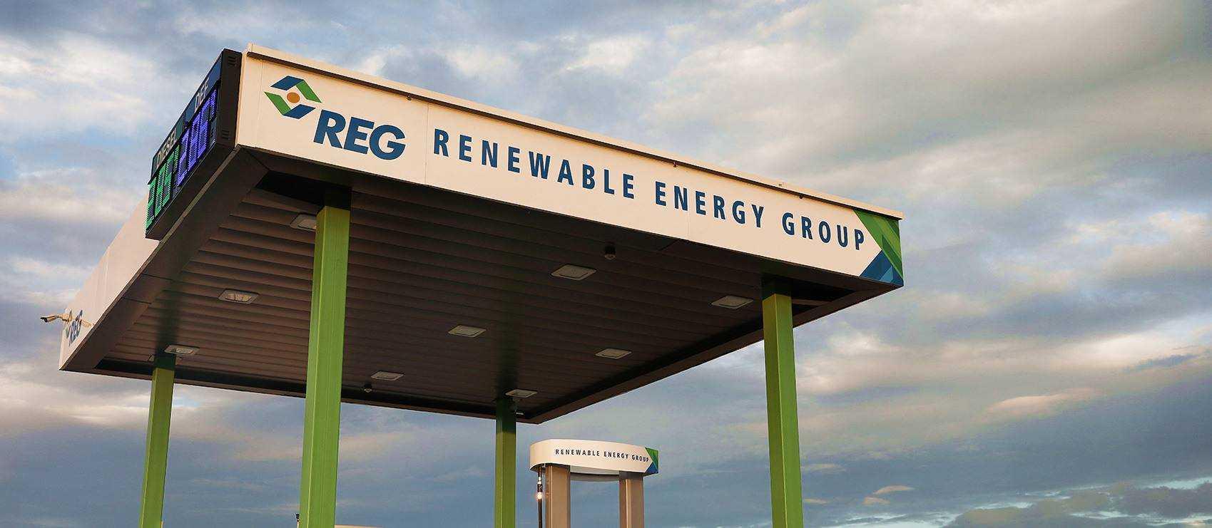 REG Renewable Energy Group station