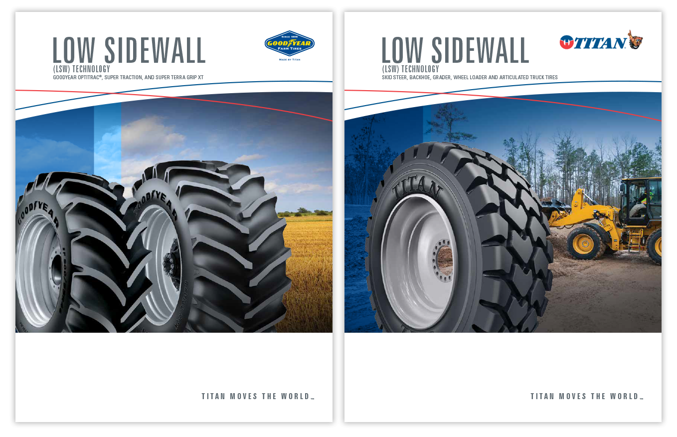 Low Sidewall Tire Brochures