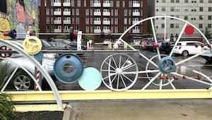 Metro Waste gate