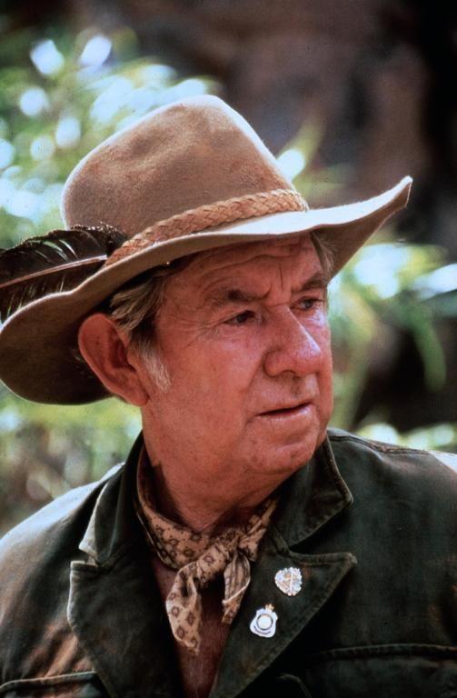"""John Meillon – Walter """"Wally"""" Reilly"""
