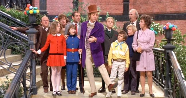 19 Facts You Didn't Know About Willy Wonka And The Chocolate ...