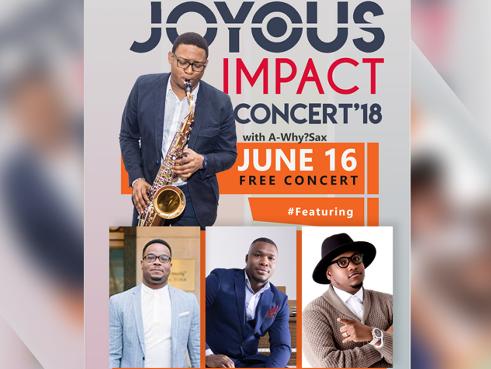 Joyous Impact Concert