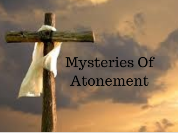 Mysteries of Atonement