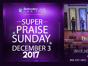 Super Praise Sunday