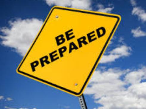 Spiritual Preparation