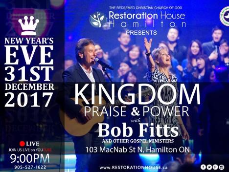 Kingdom Praise & Power with Bob Fitts