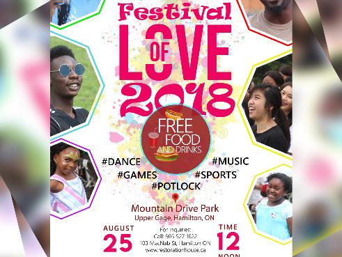 Festival of Love 2018