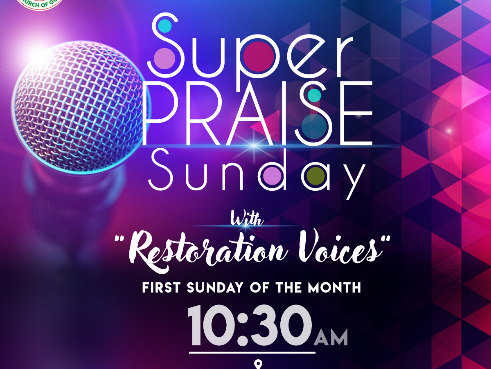 Super Praise Sundays