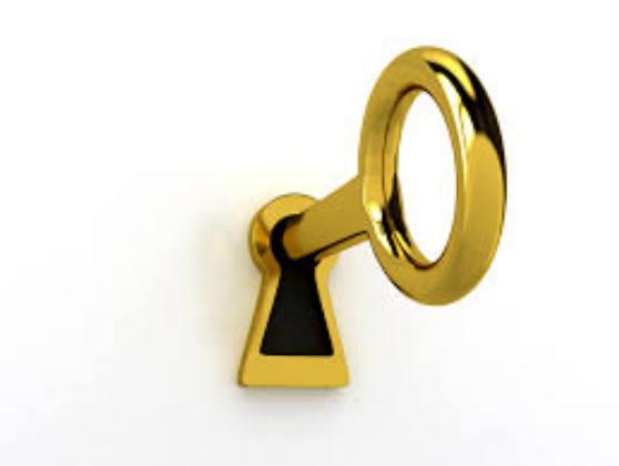 The required Key