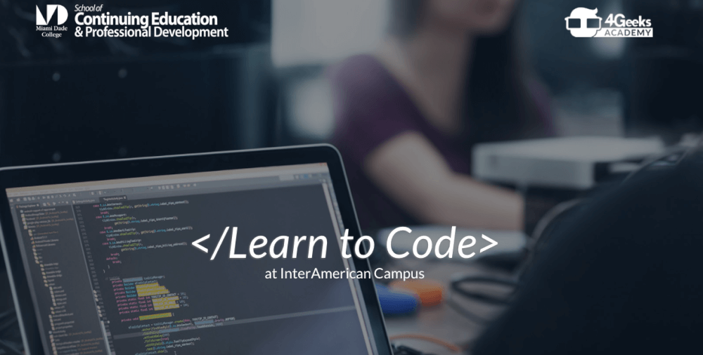 Miami Dade College Coding Program: How To Pay Your Tuition? - 4Geeks