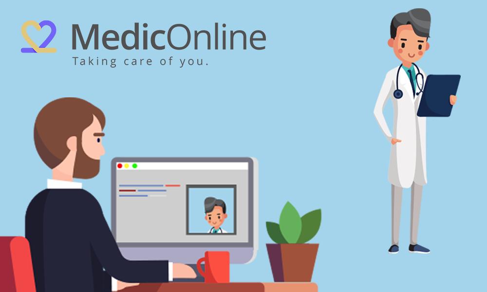 HealthQuo, an Online Health Platform