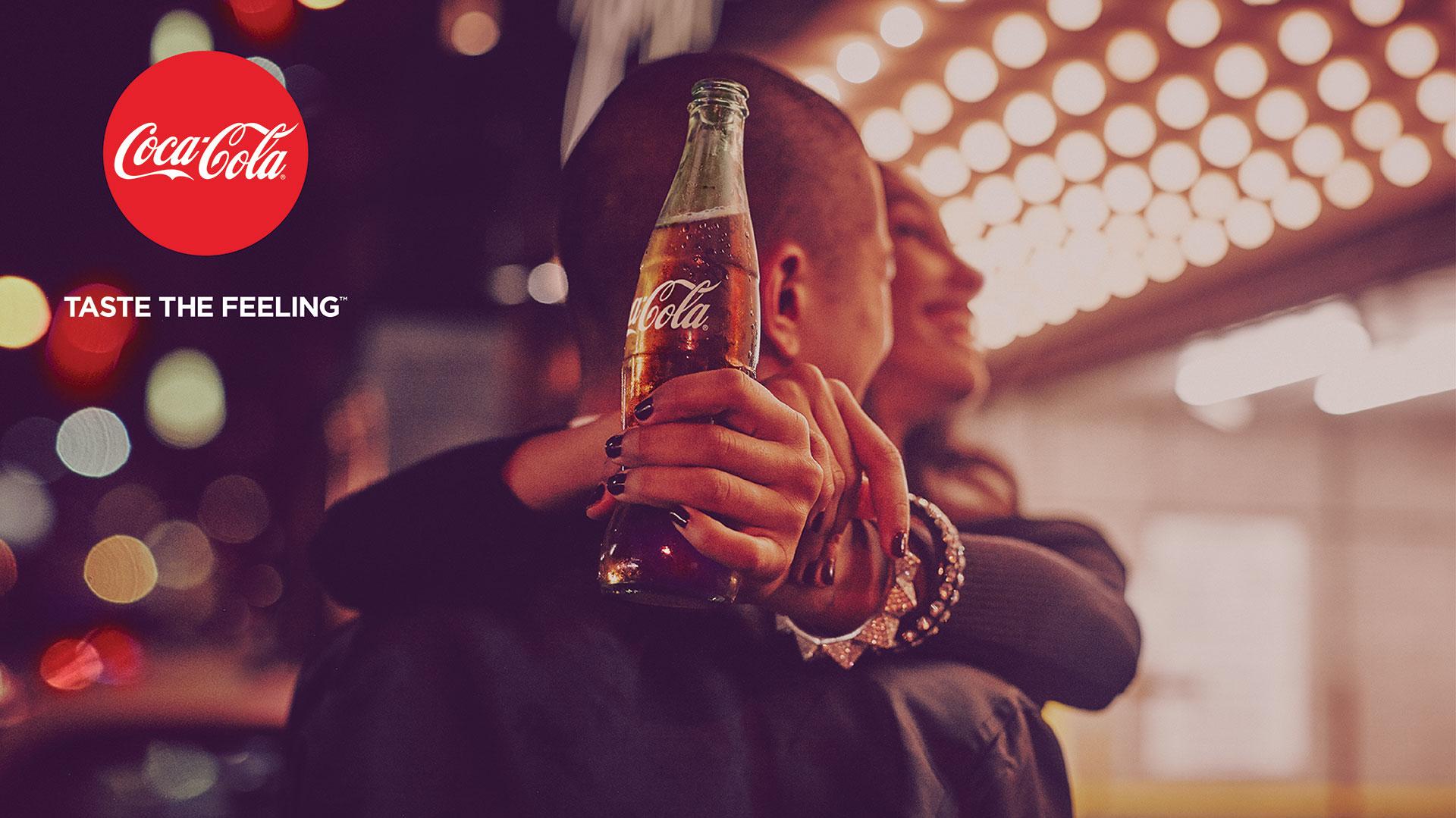 """Coca Cola la empresa que vende """"felicidad"""""""