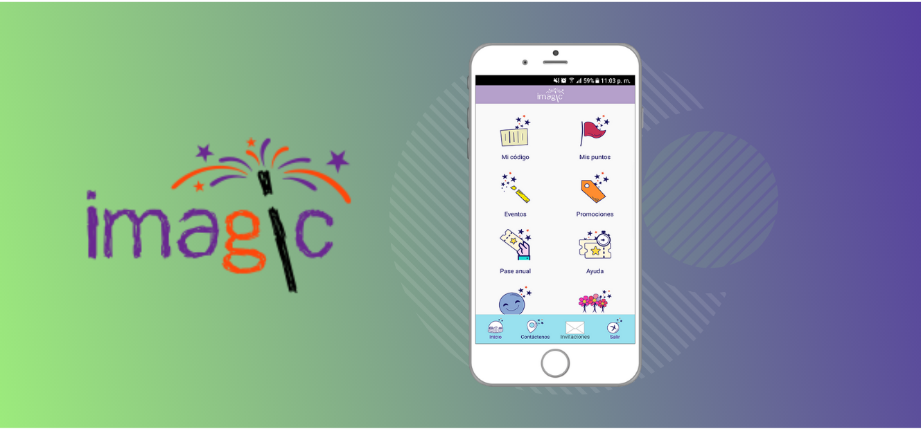 iMagic: Premium Playgrounds Booking App