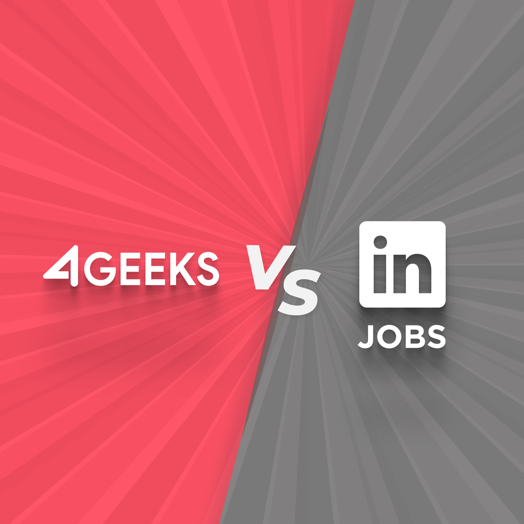 4Geeks Teams vs LinkedIn Jobs