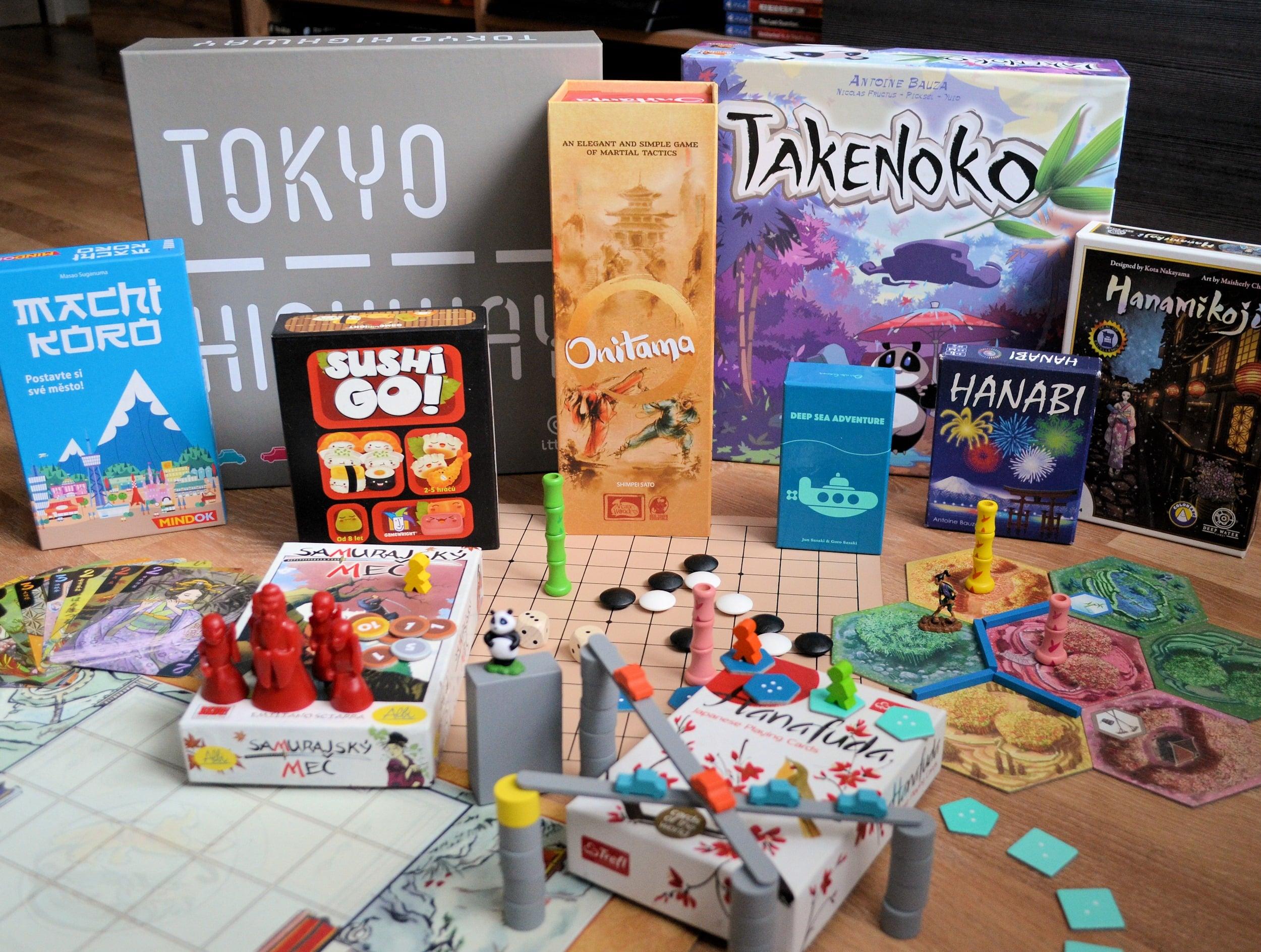 Danova parádní sbírka japonských her