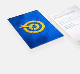 Majestic Business Cards