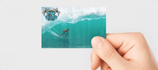 3D Lenticular Business Cards