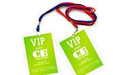 event badges