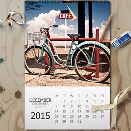 Wire-O-Coil Calendars