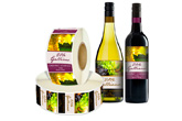 roll wine labels