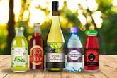 standard bottle labels