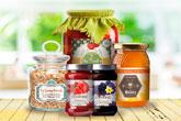 standard jar labels