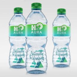 Premium Water Bottle Labels