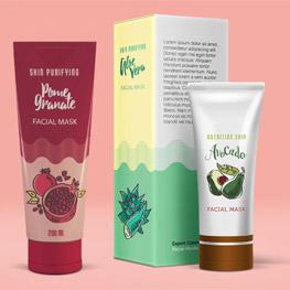 Premium Health & Beauty Labels
