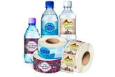 roll water bottle labels