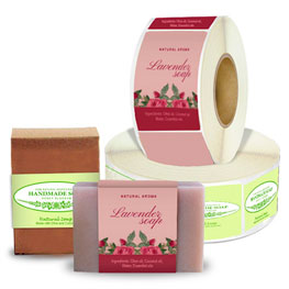 Roll Soap Labels