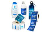 roll waterproof labels