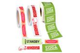 roll custom labels