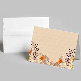Folded Notecards