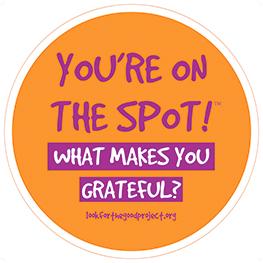 Gratitude Spots
